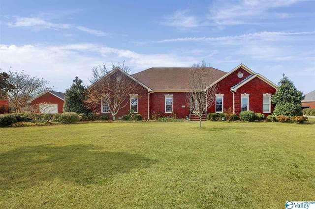 138 Golden Harvest Drive, New Market, AL 35761 (MLS #1136939) :: Legend Realty