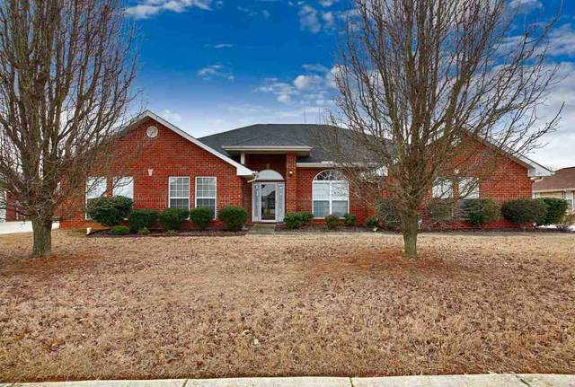 121 Virginia Fern Circle, Madison, AL 35757 (MLS #1136982) :: Coldwell Banker of the Valley