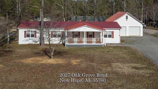 2027 Oak Grove Road, New Hope, AL 35760 (MLS #1136985) :: Amanda Howard Sotheby's International Realty