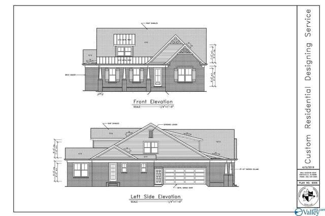 1502 Owens Drive, Huntsville, AL 35801 (MLS #1137072) :: Capstone Realty