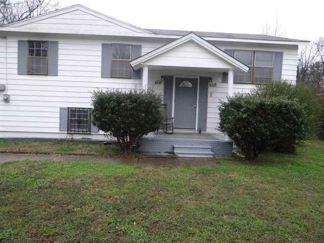 608 Greenfield Drive, Huntsville, AL 35811 (MLS #1137170) :: Revolved Realty Madison