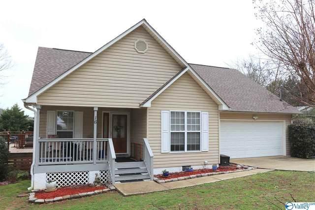 16 Oneal Lane, Guntersville, AL 35976 (MLS #1137246) :: RE/MAX Distinctive | Lowrey Team
