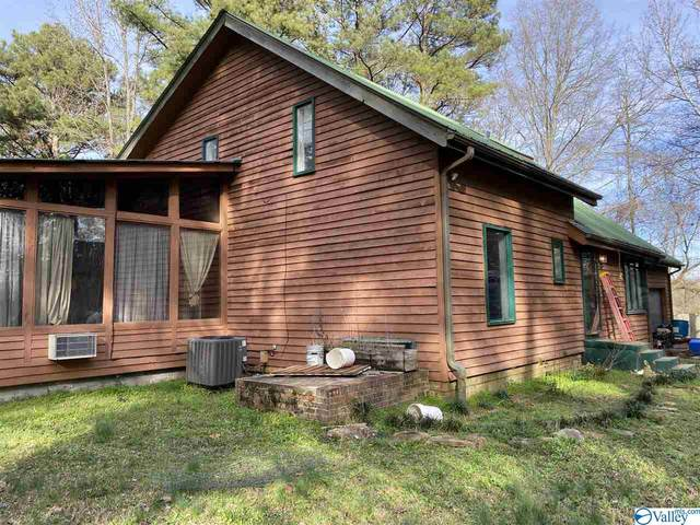 3160 Reeves Road, Hokes Bluff, AL 35903 (MLS #1137351) :: Legend Realty