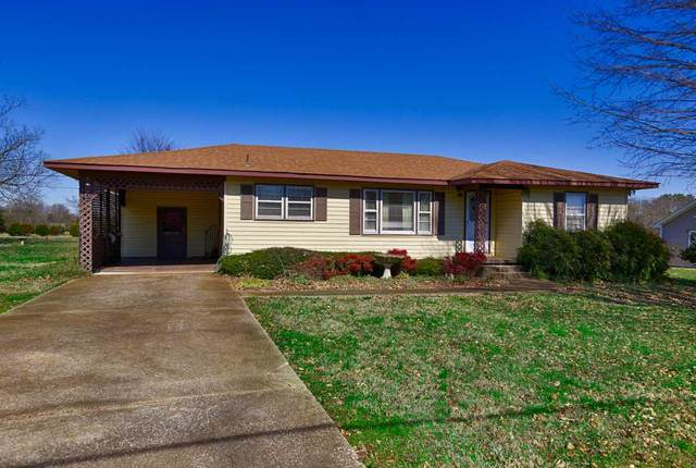 28107 Cedar Hill Road, Ardmore, AL 35739 (MLS #1137418) :: Amanda Howard Sotheby's International Realty