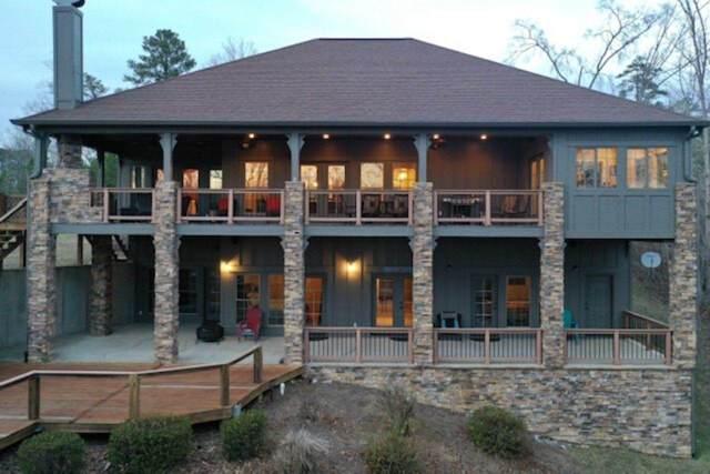 625 Rock Creek Penninsula, Arley, AL 35541 (MLS #1137423) :: Capstone Realty