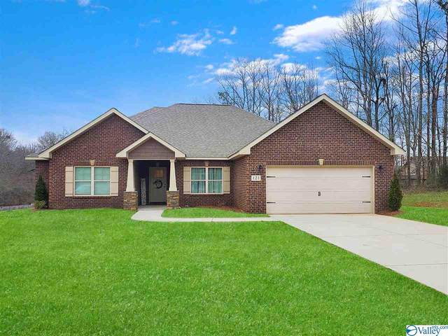121 Grip Drive, Hazel Green, AL 35750 (MLS #1137460) :: Capstone Realty