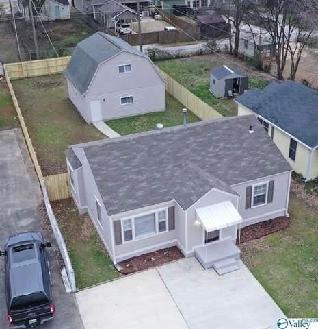 1212 Halsey Avenue, Huntsville, AL 35801 (MLS #1137546) :: Legend Realty