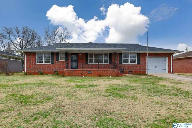 2406 Henry Street, Huntsville, AL 35801 (MLS #1137570) :: The Pugh Group RE/MAX Alliance