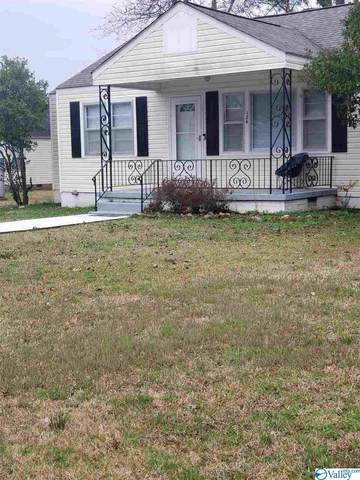 124 Holmes Street, Gadsden, AL 35901 (MLS #1137574) :: Revolved Realty Madison