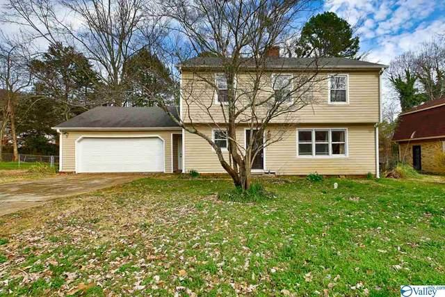 6512 NW Creighton Avenue, Huntsville, AL 35810 (MLS #1137590) :: Amanda Howard Sotheby's International Realty