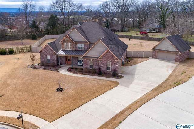 112 Cherry Ridge Drive, New Market, AL 35761 (MLS #1137626) :: Capstone Realty