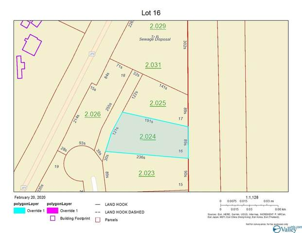 Lot 16 Paradise Ridge Road, Leesburg, AL 35983 (MLS #1137636) :: Weiss Lake Alabama Real Estate