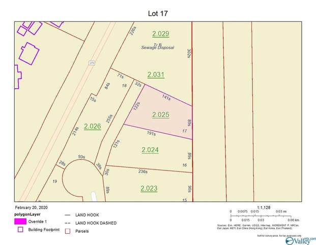 Lot 17 Paradise Ridge Road, Leesburg, AL 35983 (MLS #1137656) :: Weiss Lake Alabama Real Estate