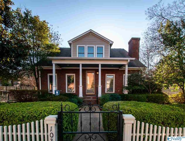 103 Vine Street, Decatur, AL 35601 (MLS #1137704) :: Capstone Realty