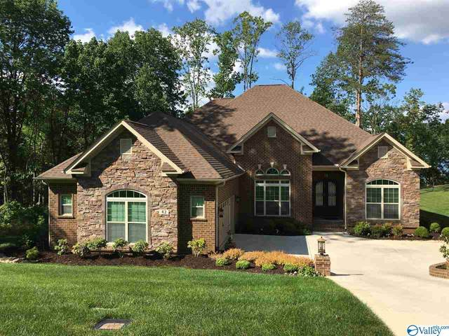 42 Bluff View Drive, Huntsville, AL 35803 (MLS #1137732) :: Coldwell Banker of the Valley