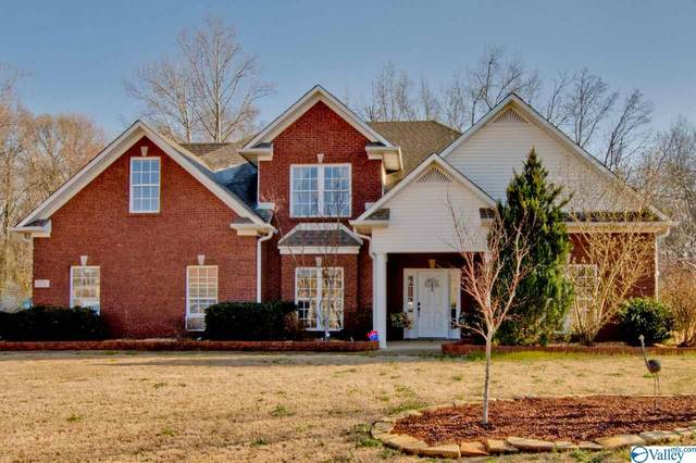172 Wes Ashley Drive, Meridianville, AL 35759 (MLS #1137792) :: Capstone Realty