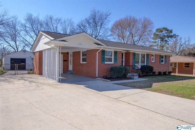 105 Drake Avenue, Huntsville, AL 35801 (MLS #1137802) :: Weiss Lake Alabama Real Estate