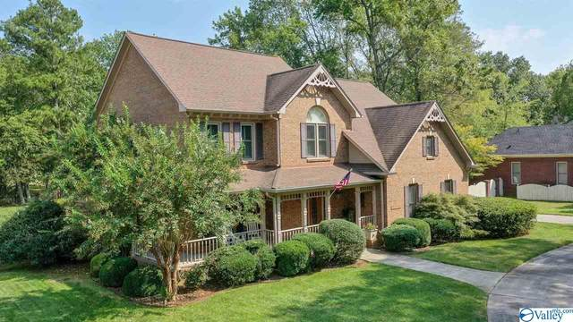 4905 Preakness Circle, Huntsville, AL 35741 (MLS #1137804) :: Weiss Lake Alabama Real Estate
