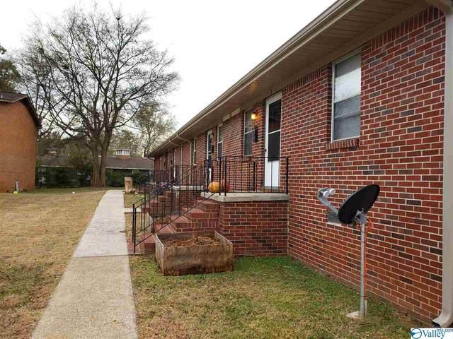 1332 Oshaughnessy Avenue, Huntsville, AL 35801 (MLS #1137891) :: Capstone Realty