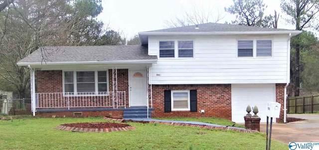 3310 Buttrey Drive, Huntsville, AL 35810 (MLS #1137951) :: The Pugh Group RE/MAX Alliance