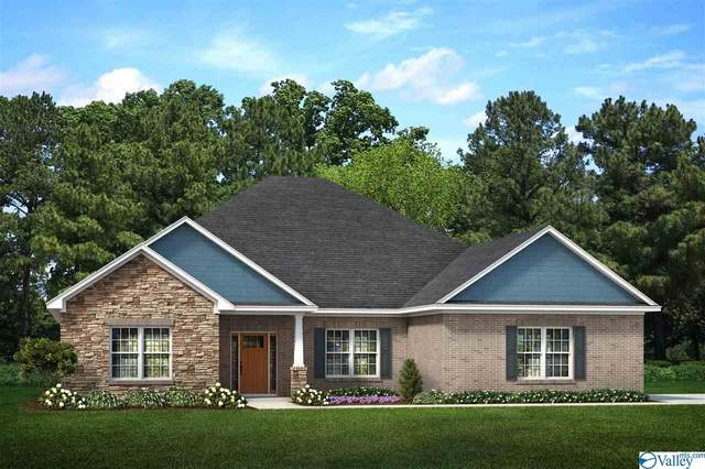 212 Brier Estate Drive, Meridianville, AL 35759 (MLS #1137984) :: Revolved Realty Madison