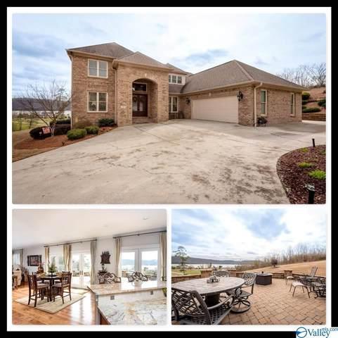 1092 Heritage Drive, Guntersville, AL 35976 (MLS #1138117) :: Amanda Howard Sotheby's International Realty