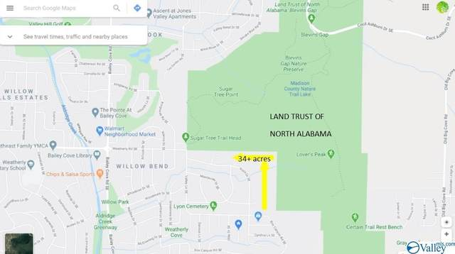 Lot 2 & 19  0 Ridgeview Circle, Huntsville, AL 35803 (MLS #1138203) :: Amanda Howard Sotheby's International Realty