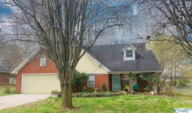 154 Raleigh Way, Huntsville, AL 35811 (MLS #1138275) :: RE/MAX Unlimited
