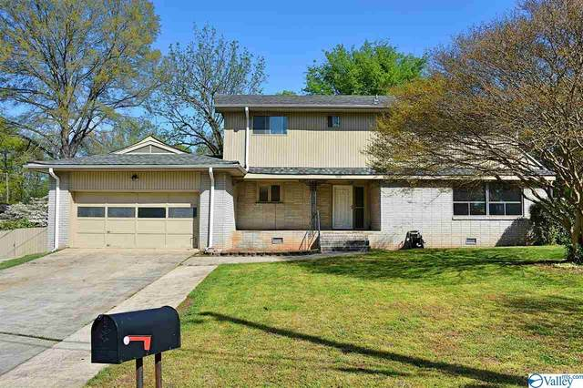 7600 Teal Drive, Huntsville, AL 35802 (MLS #1138300) :: Legend Realty