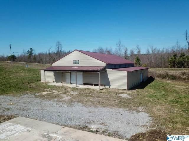 3678 County Road 120, Valley Head, AL 35989 (MLS #1138385) :: Capstone Realty