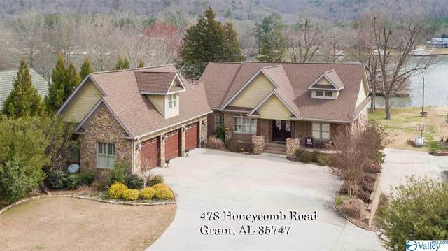 478 Honeycomb Road, Grant, AL 35747 (MLS #1138590) :: Capstone Realty