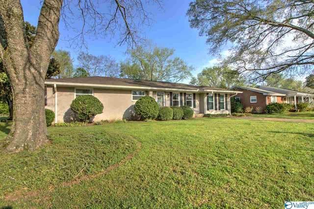 2626 Lake Avenue, Decatur, AL 35603 (MLS #1138922) :: Capstone Realty