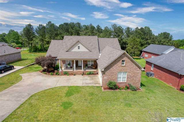 103 North Rim Road, Toney, AL 35773 (MLS #1138948) :: Amanda Howard Sotheby's International Realty