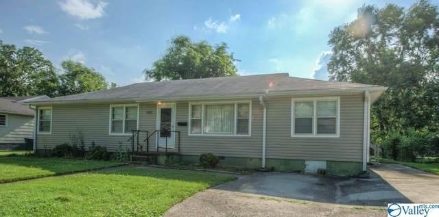 805 Giles Drive, Huntsville, AL 35801 (MLS #1138973) :: RE/MAX Distinctive | Lowrey Team