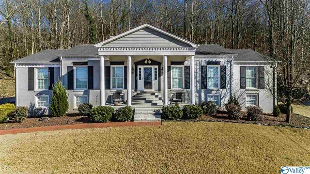 1330 Toney Drive, Huntsville, AL 35802 (MLS #1139252) :: Amanda Howard Sotheby's International Realty