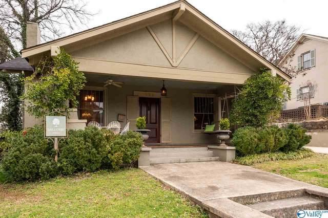 303 Lincoln Street, Huntsville, AL 35801 (MLS #1139274) :: Capstone Realty