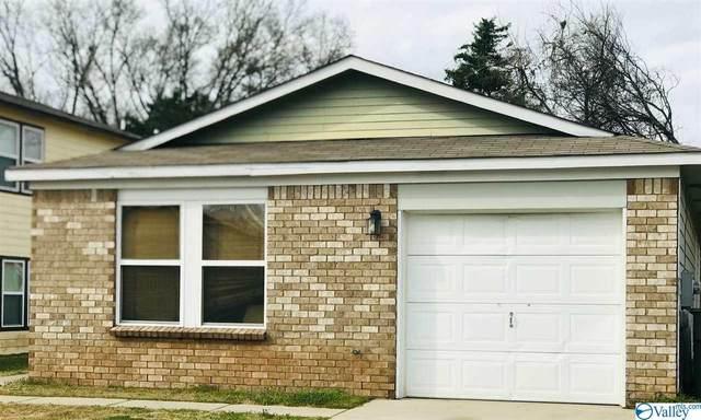 221 Dormont Drive, Huntsville, AL 35810 (MLS #1139581) :: Revolved Realty Madison