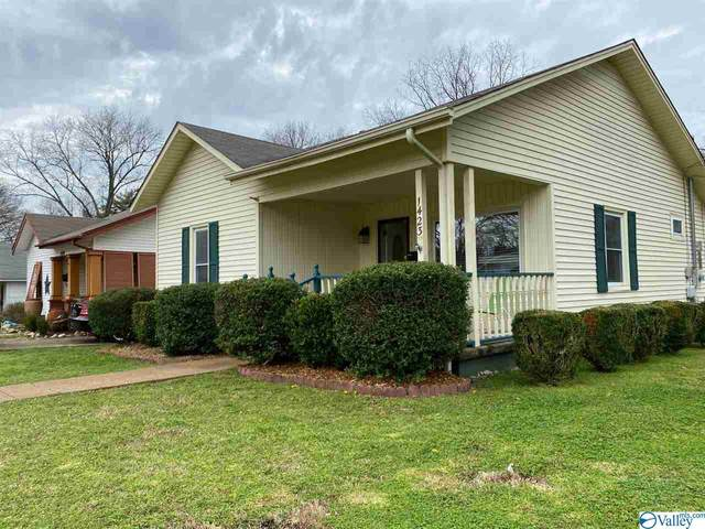 1423 Ward Avenue, Huntsville, AL 35801 (MLS #1139608) :: Capstone Realty