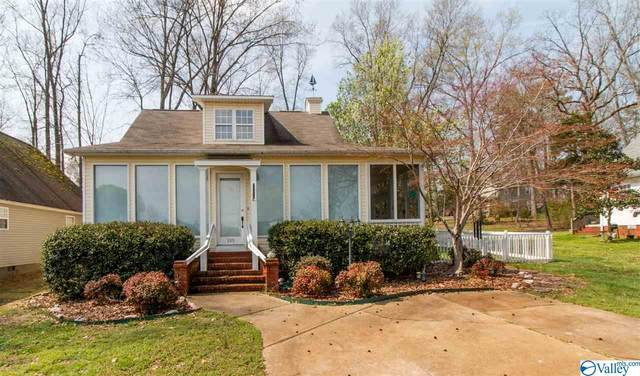 229 Riverbend Circle, Guntersville, AL 35976 (MLS #1139613) :: Capstone Realty