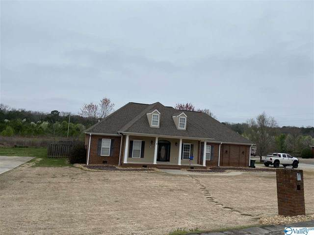 1102 Cimarron Drive, Scottsboro, AL 35769 (MLS #1139646) :: Amanda Howard Sotheby's International Realty