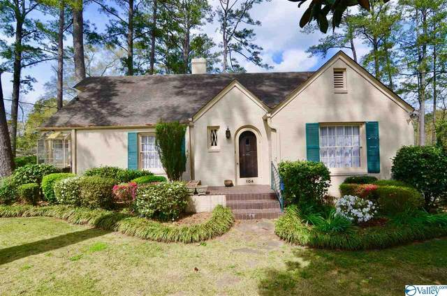 104 Hypoint Street, Gadsden, AL 35901 (MLS #1139748) :: Amanda Howard Sotheby's International Realty