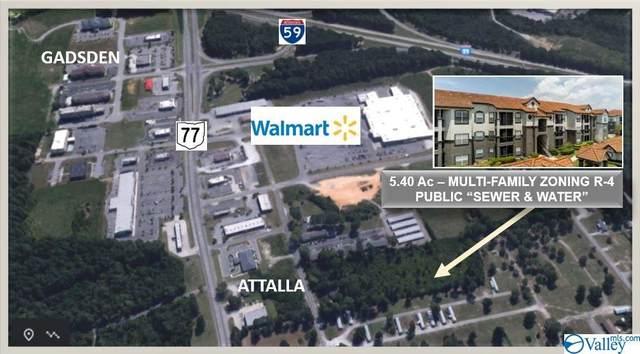 717 Jones Street, Attalla, AL 35954 (MLS #1139781) :: RE/MAX Distinctive | Lowrey Team