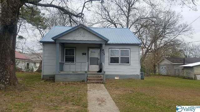 805 N 32ND STREET, Gadsden, AL 35904 (MLS #1139818) :: Revolved Realty Madison