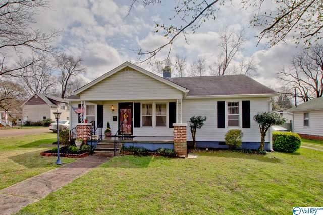 1424 Ward Avenue, Huntsville, AL 35801 (MLS #1139835) :: Capstone Realty