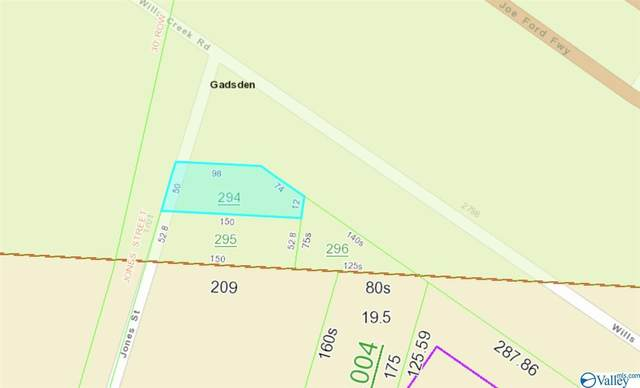 2814 Wills Creek Road, Gadsden, AL 35904 (MLS #1139947) :: Weiss Lake Alabama Real Estate
