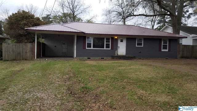 1627 College Street, Decatur, AL 35601 (MLS #1139956) :: Legend Realty