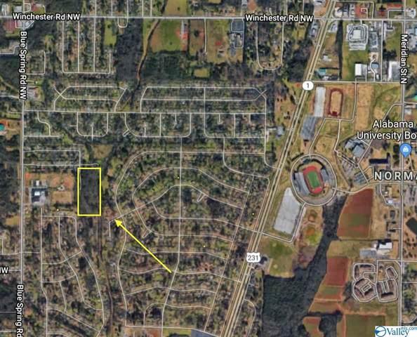 4502 Rochell Drive, Huntsville, AL 35810 (MLS #1140022) :: Amanda Howard Sotheby's International Realty