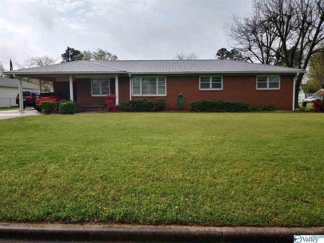 1103 Sandra Street, Decatur, AL 35601 (MLS #1140077) :: Capstone Realty