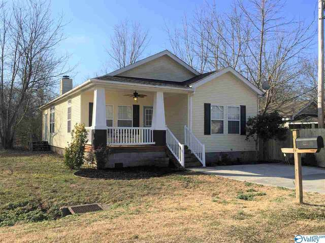 1134 Rison Avenue, Huntsville, AL 35801 (MLS #1140085) :: Capstone Realty
