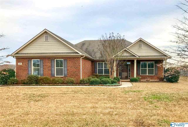 114 Shoals Road, Meridianville, AL 35759 (MLS #1140119) :: Capstone Realty